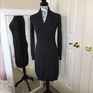 Wool Sweater Dress (S) by Marc New York